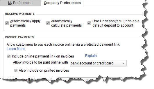 Best practices for QuickBooks payments