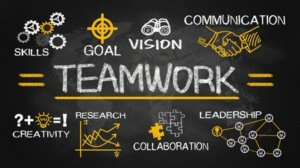 QuickBooks teamwork and collaboration